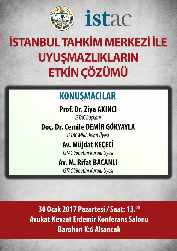 istanbul tahkim merkezi