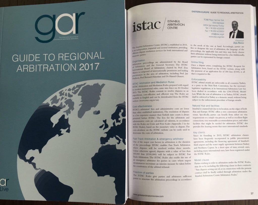 20170208 ISTAC GAR Directory 2017